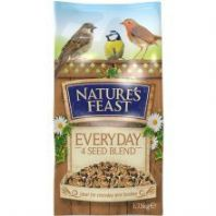 Natures Feast Everyday 4 Seed 1.75Kg